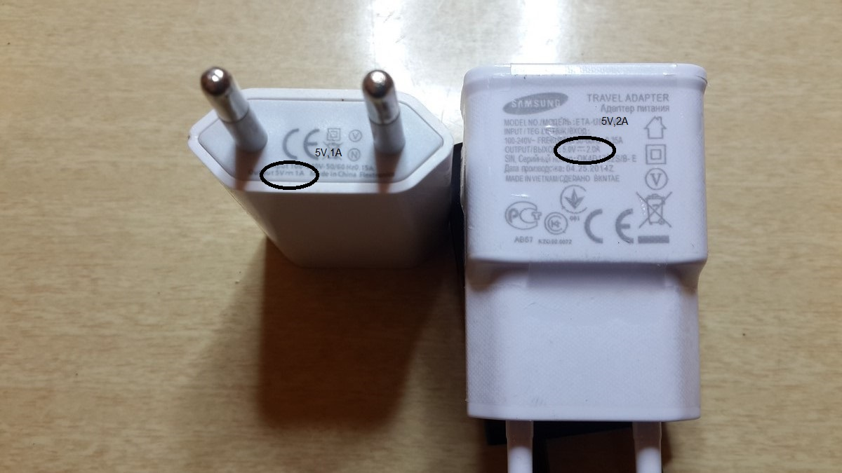 AC charger2