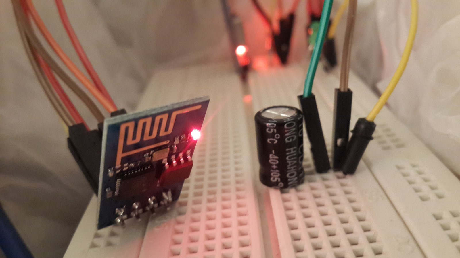 ESP8266 - Flash NodeMCU, write lua script, and control a