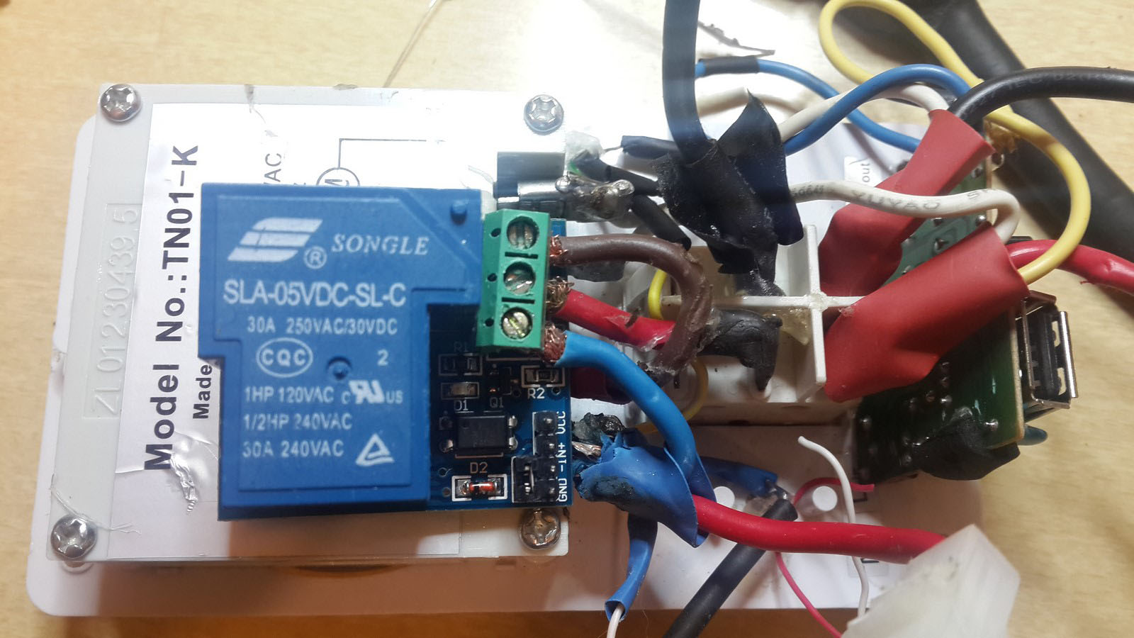 Esp8266 Flash Nodemcu Write Lua Script And Control A Water Heater Relay Switch Meaning On