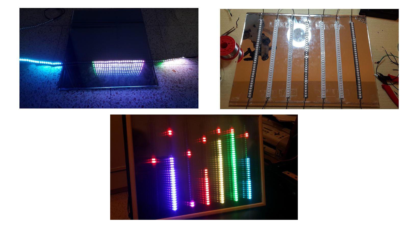 Part 2 - Spectrum Analyzer with ESP8266, MSGEQ7, WS2812 and