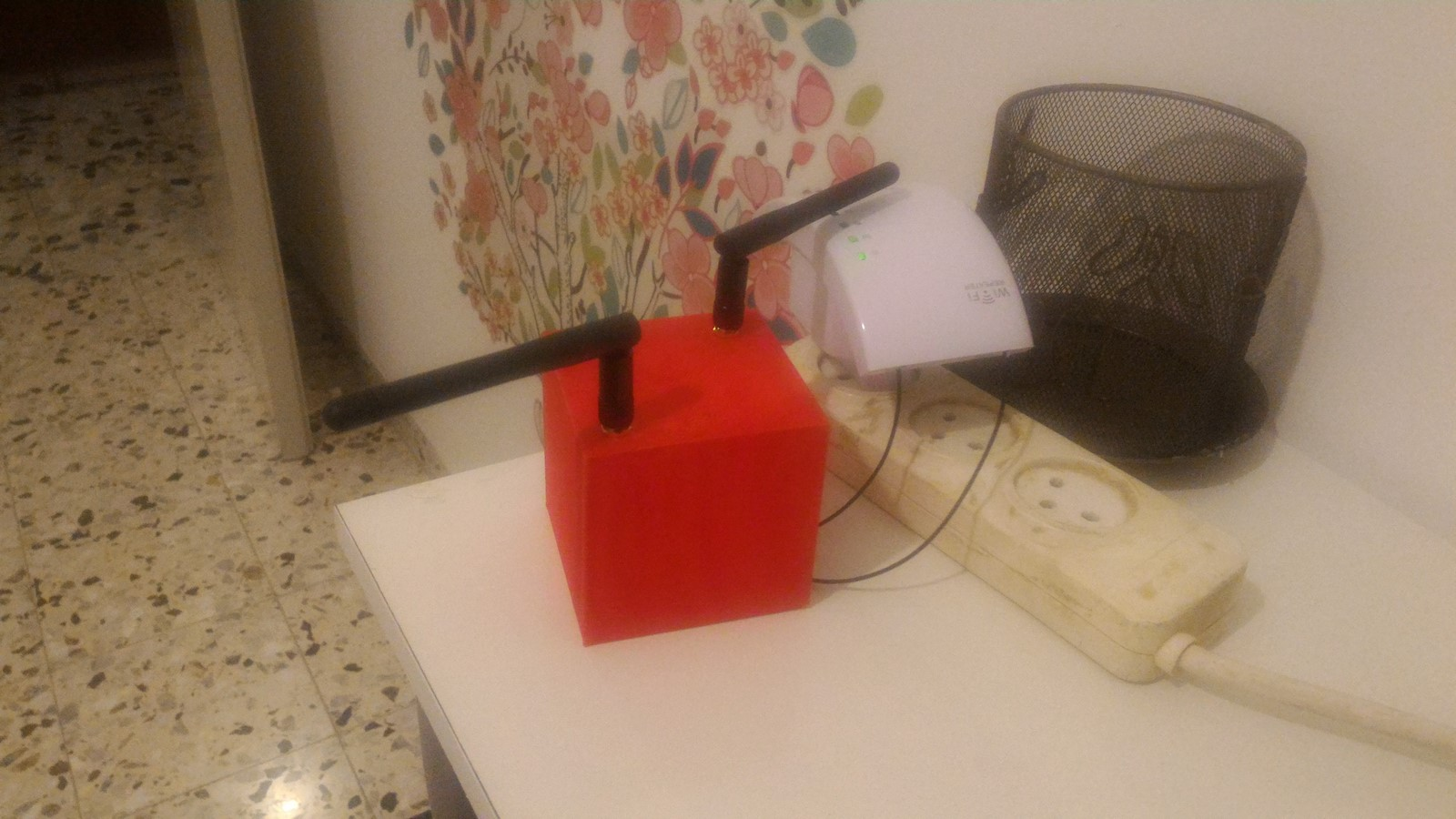 repeater hack antenna stand final