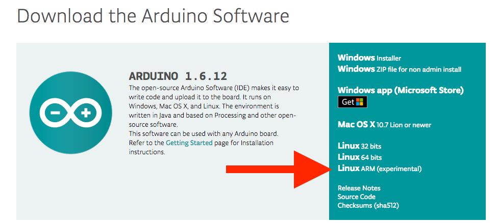 Raspberry pi 3 source code download