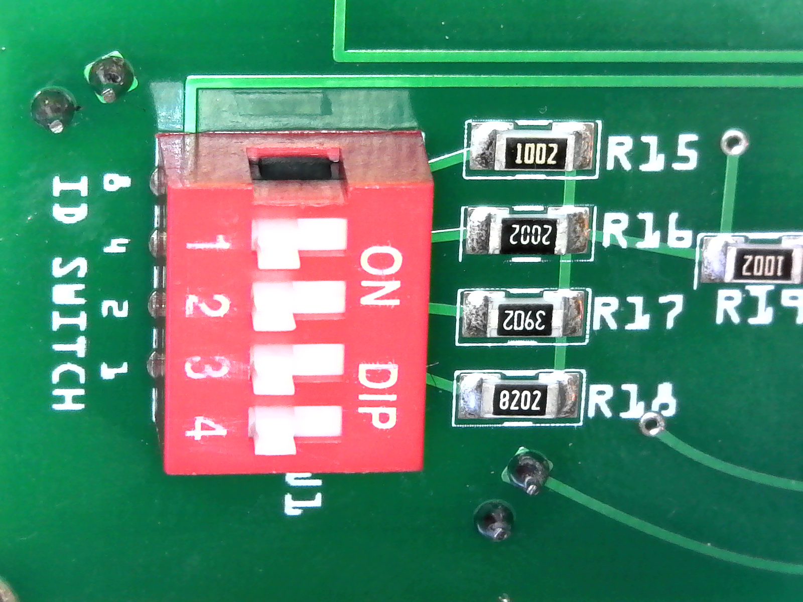 Creative Solutions To Your Id Circuit Resistor Diagram Value The Is This Inspection Microscope Now An Invaluable Tool On My Workbench We Can Even Read Values